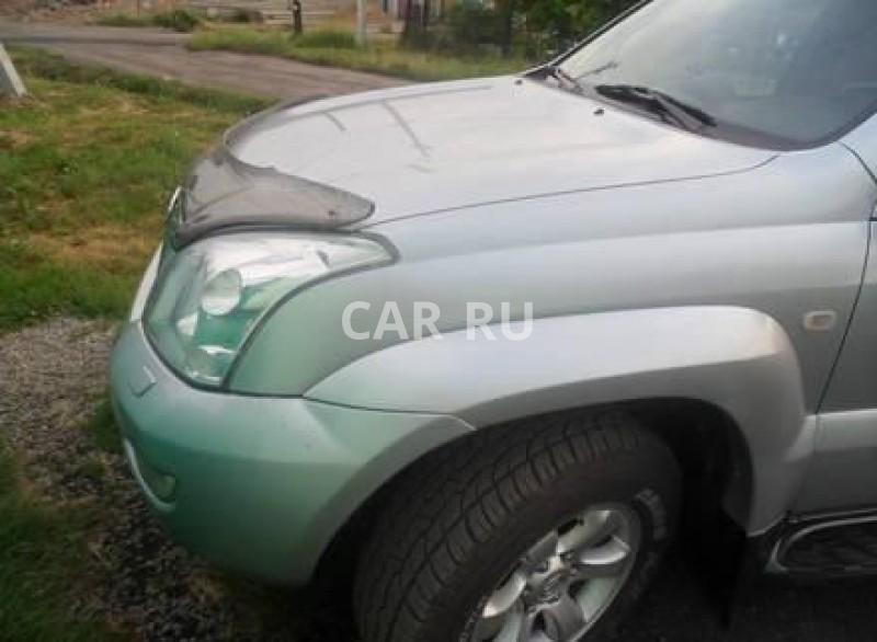 Toyota Land Cruiser Prado, Белово