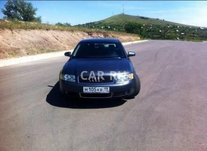 Audi A4, Абакан