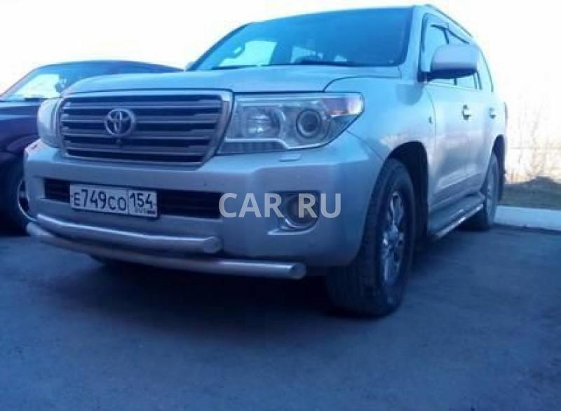 Toyota Land Cruiser, Ачинск