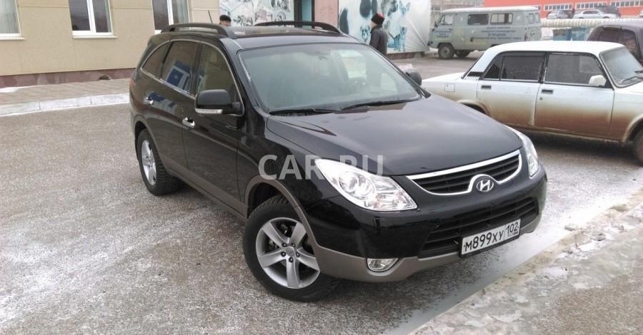 Hyundai ix55, Кумертау
