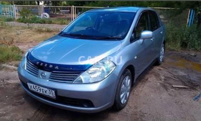 Nissan Tiida Latio, Астрахань