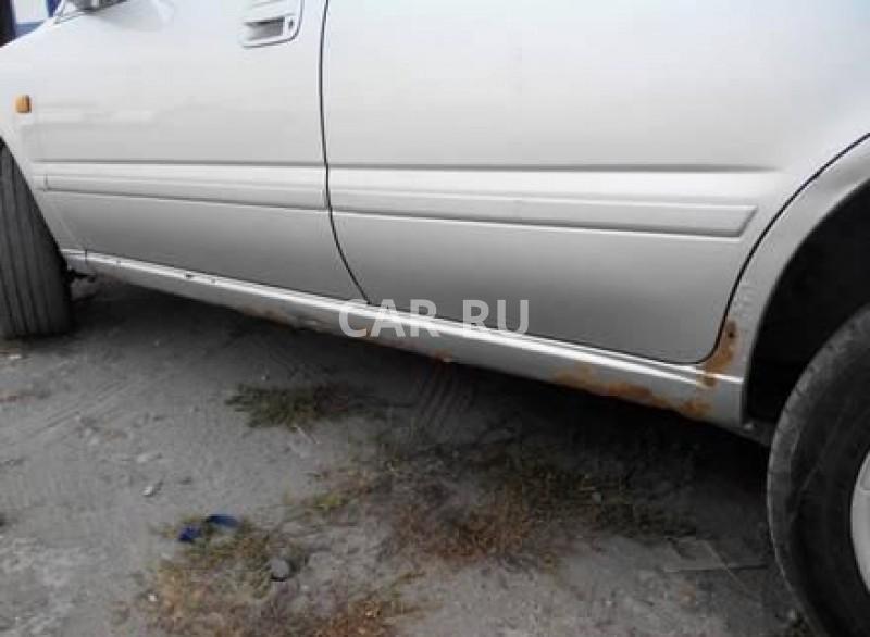 Nissan Avenir, Барнаул