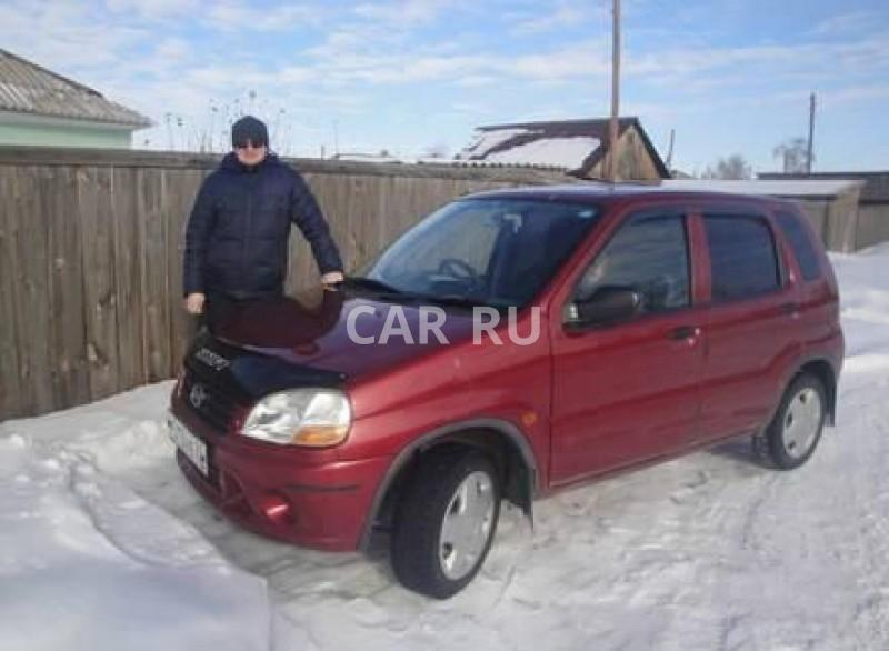 Suzuki Swift, Барнаул