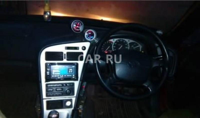 Toyota Curren, Абакан