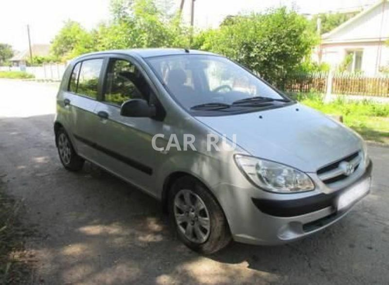 Hyundai Getz, Азовское