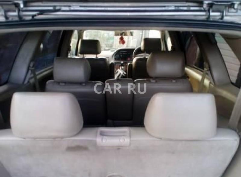 Honda Odyssey, Асино