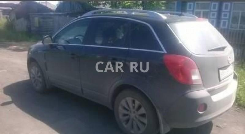 Opel Antara, Анжеро-Судженск