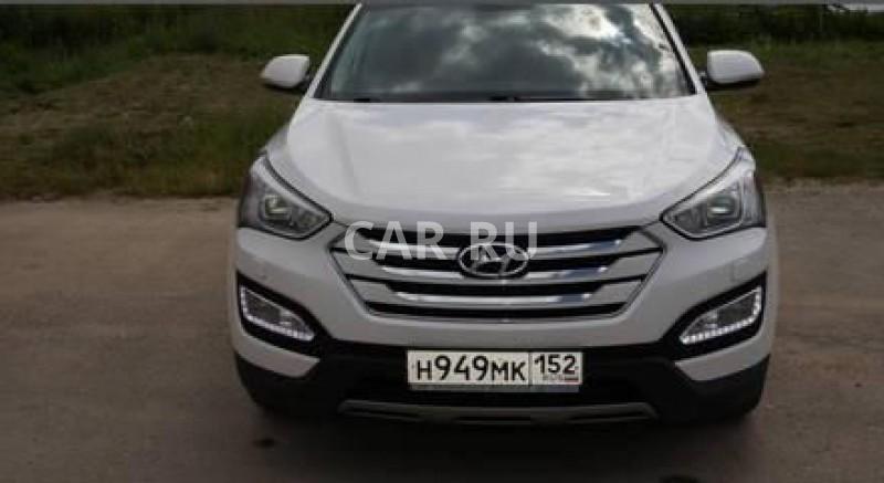 Hyundai Santa Fe, Арзамас