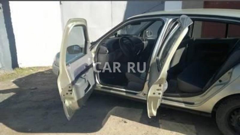 Renault Clio, Ачинск