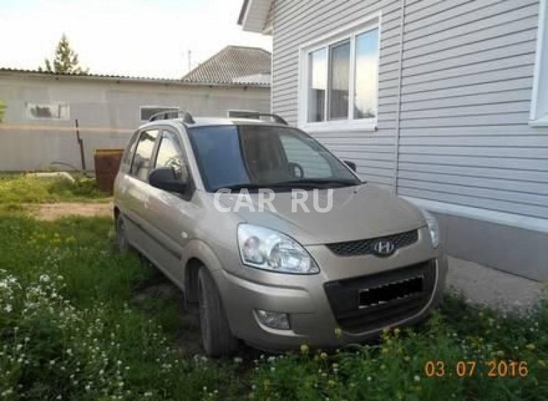 Hyundai Matrix, Абакан