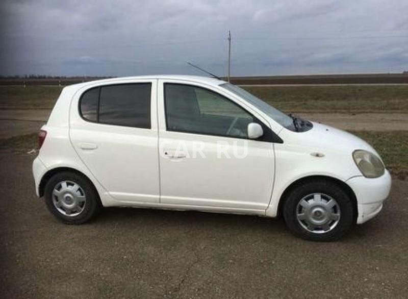 Toyota Vitz, Белая Глина