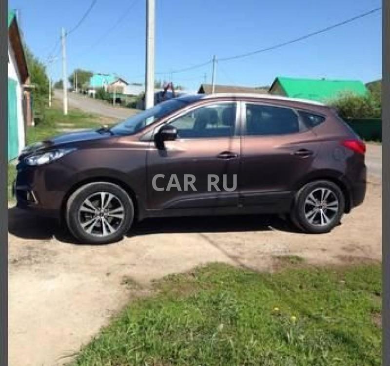 Hyundai ix35, Бавлы