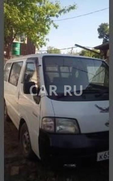 Nissan Vanette, Барнаул