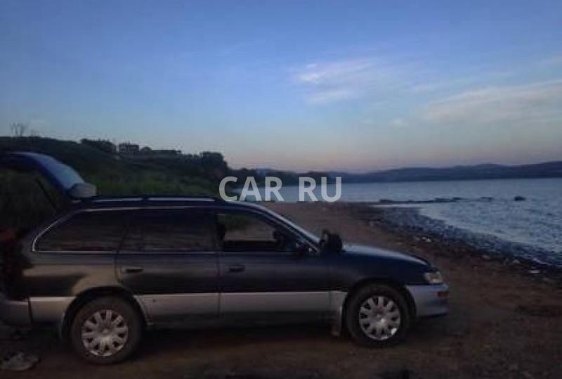 Toyota Corolla, Владивосток