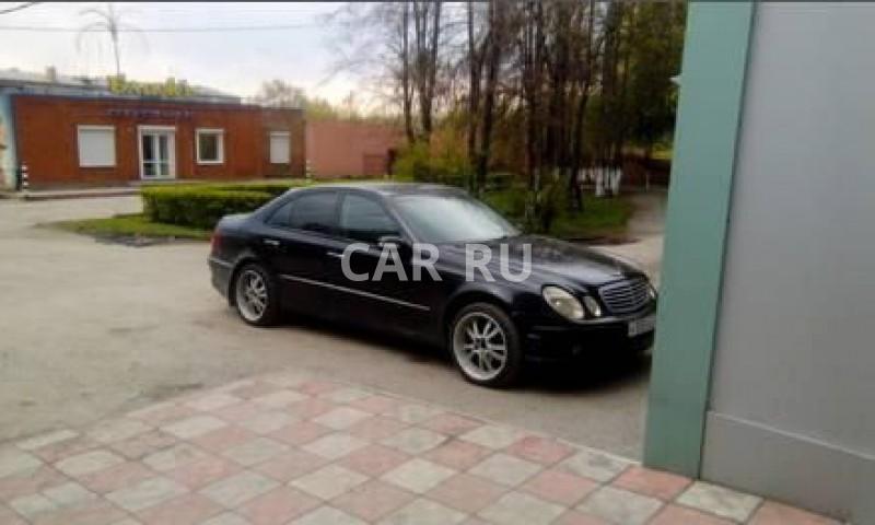 Mercedes E-Class, Белово
