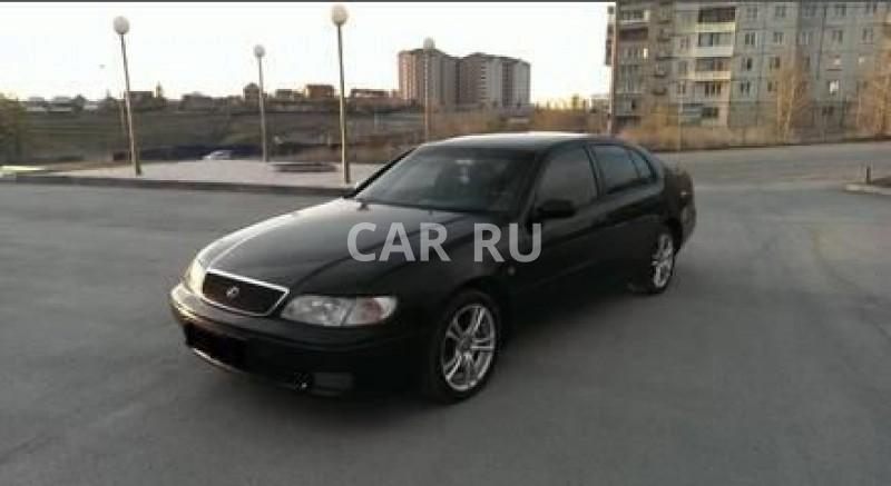 Lexus GS, Ачинск