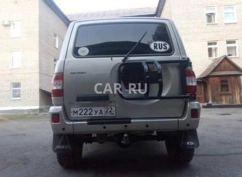 Уаз Patriot, Алтайское