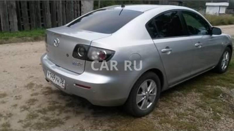 Mazda Axela, Ангарск