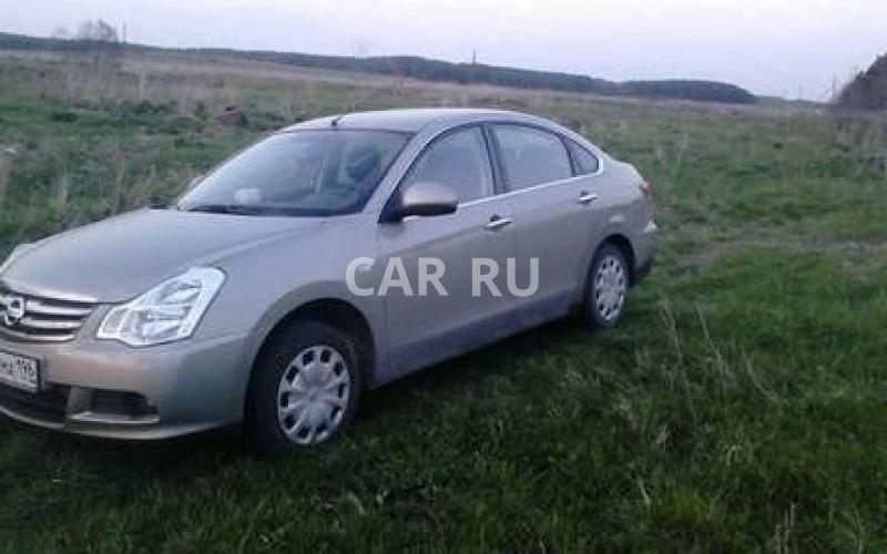 Nissan Almera, Артёмовский