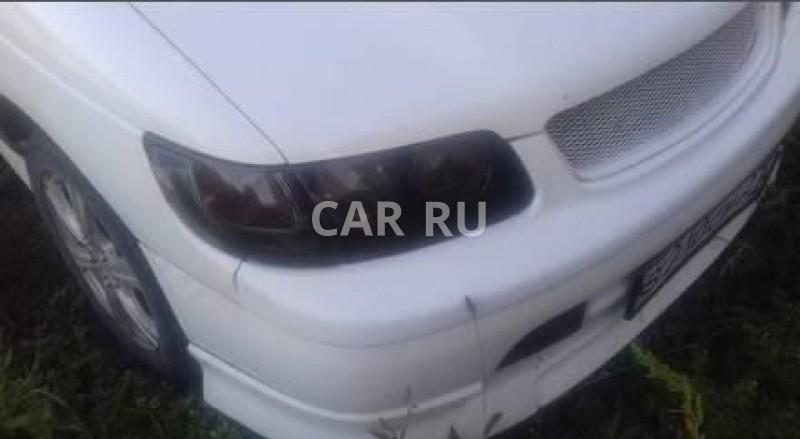 Nissan R'nessa, Амурск