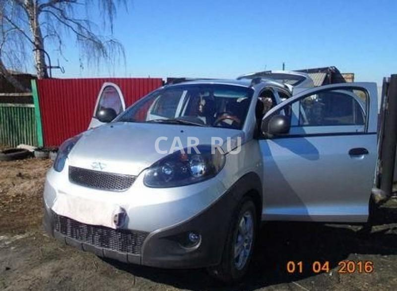 Chery IndiS, Барабинск