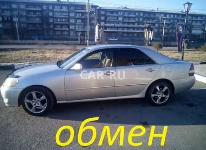 Toyota Mark II, Ангарск