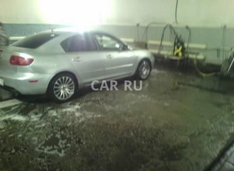 Mazda 3, Анастасиевская