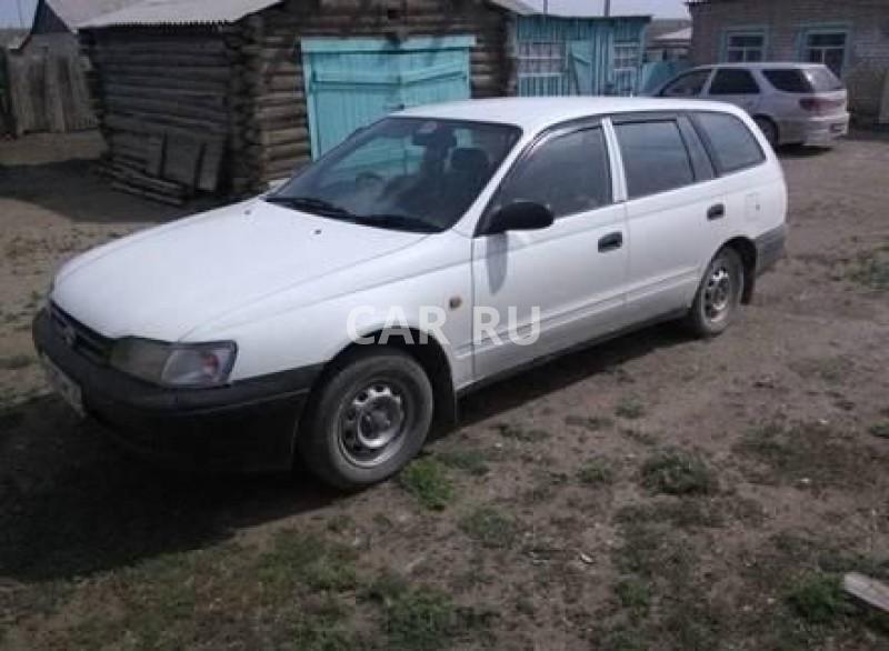 Toyota Caldina, Агинское