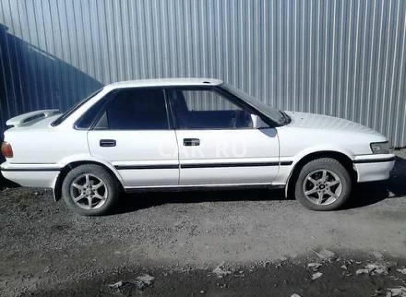 Toyota Sprinter, Ачинск