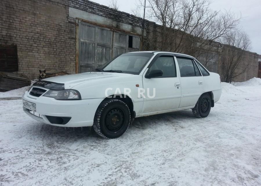 Daewoo Nexia, Архангельск