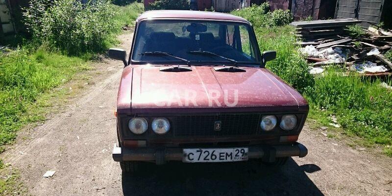 Лада 2106, Архангельск