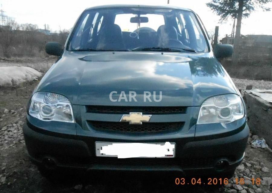 Chevrolet Niva, Белёв