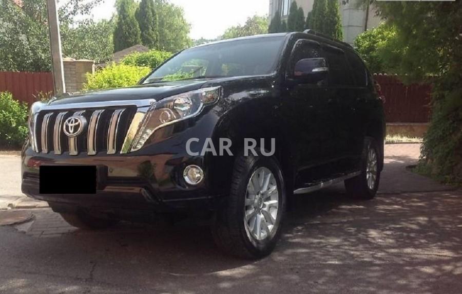 Toyota Land Cruiser Prado, Александров