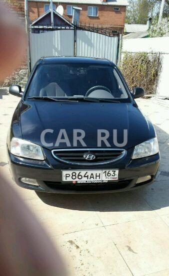 Hyundai Accent, Аксай