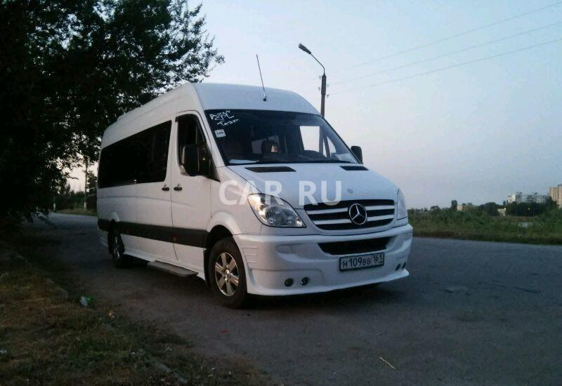 Mercedes Sprinter, Азов