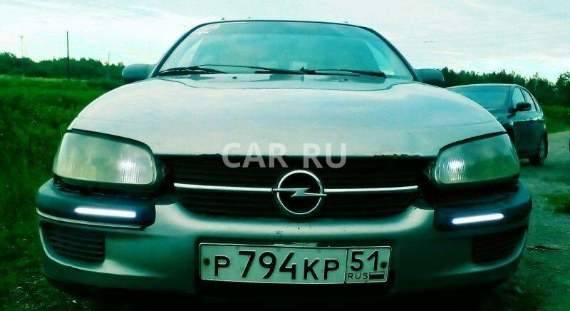Opel Omega, Апатиты
