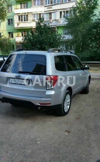 Subaru Forester, Астрахань