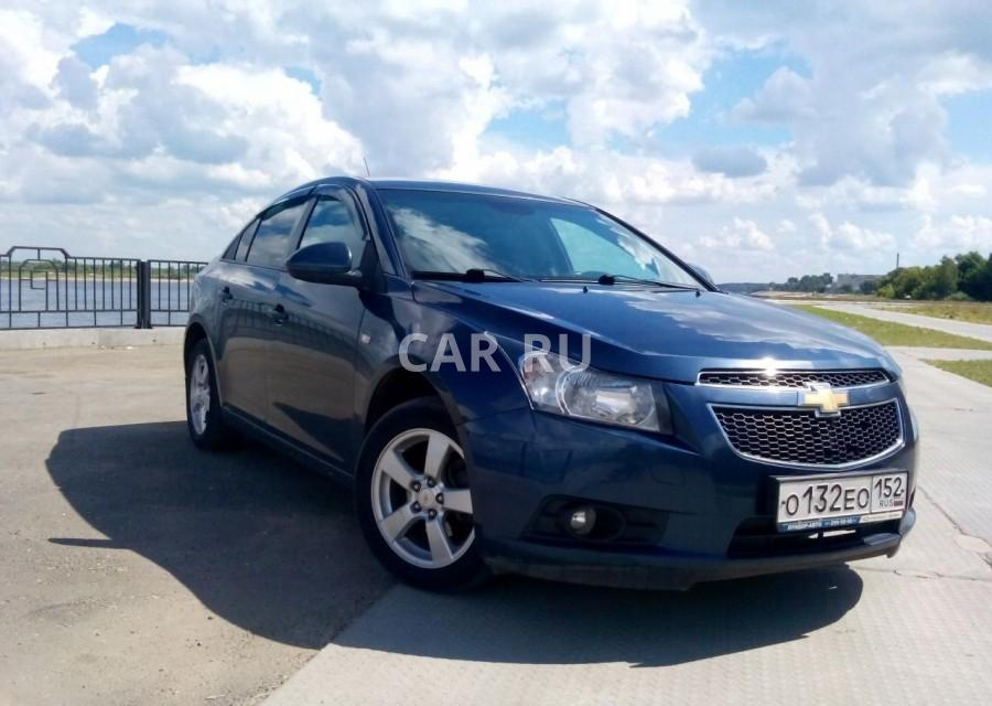 Chevrolet Cruze, Балахна
