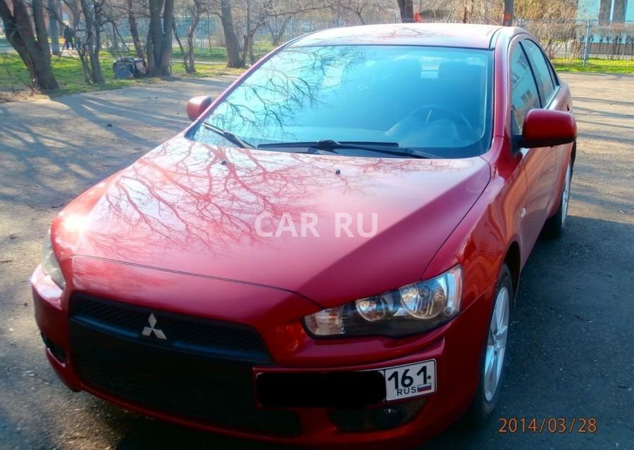 Mitsubishi Lancer, Азов
