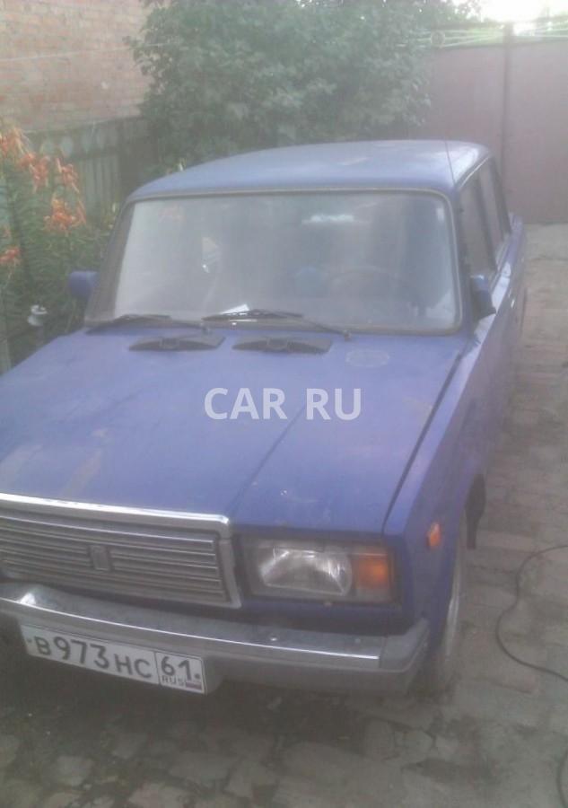 Лада 2107, Азов