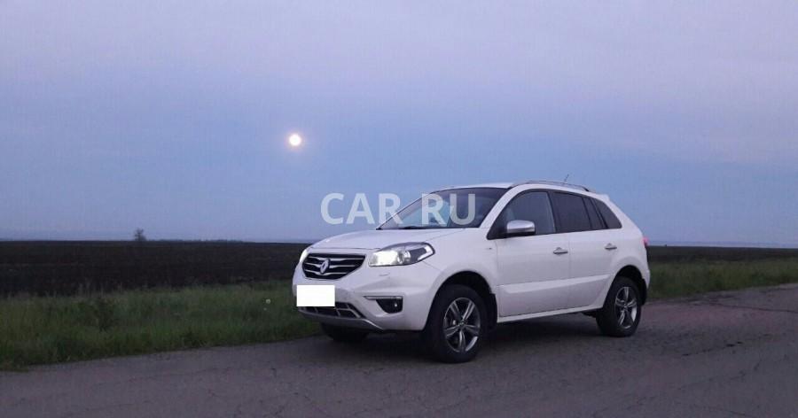 Renault Koleos, Балаково