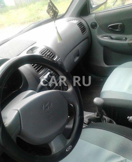 Hyundai Accent, Белебей