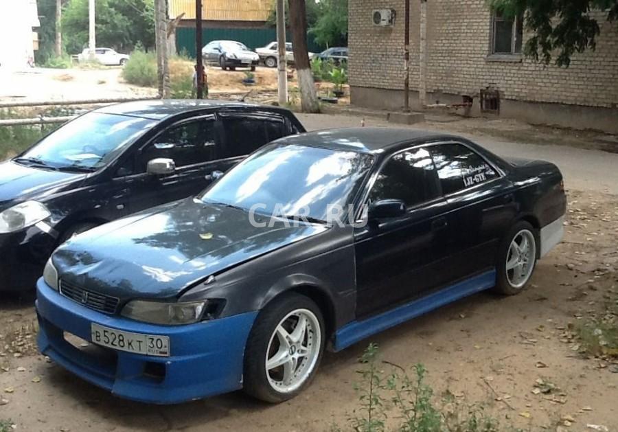 Toyota Mark II, Астрахань