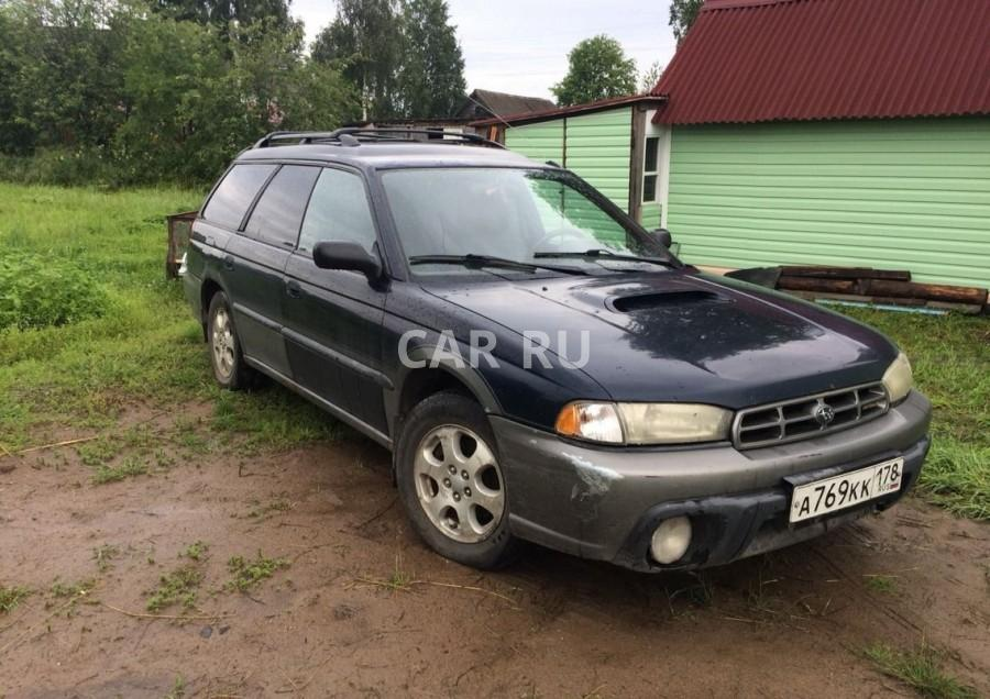 Subaru Outback, Архангельск