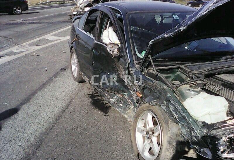 BMW 3-series, Батырево