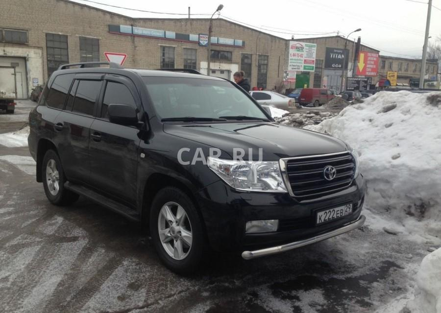 Toyota Land Cruiser, Архангельск