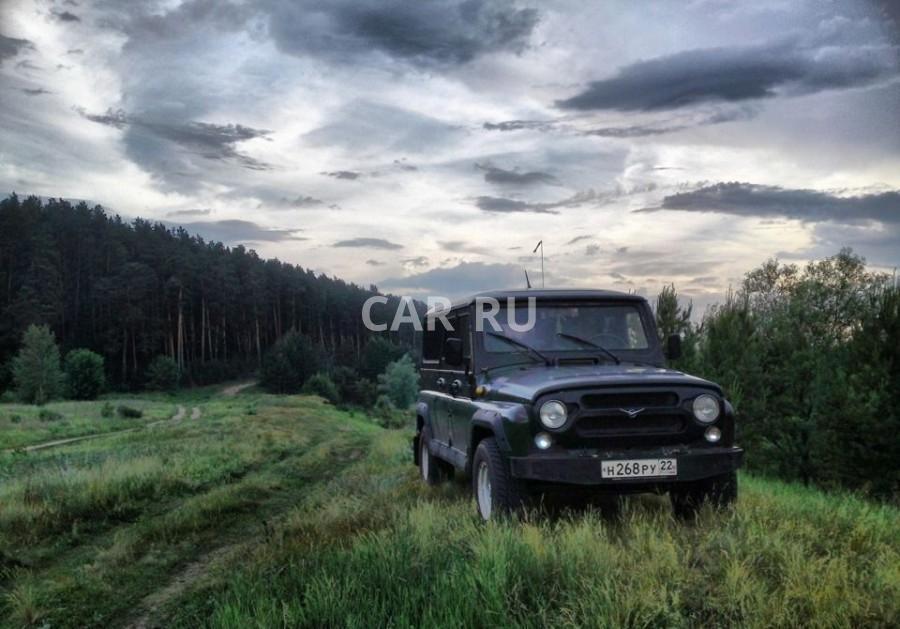 Уаз 3153, Барнаул