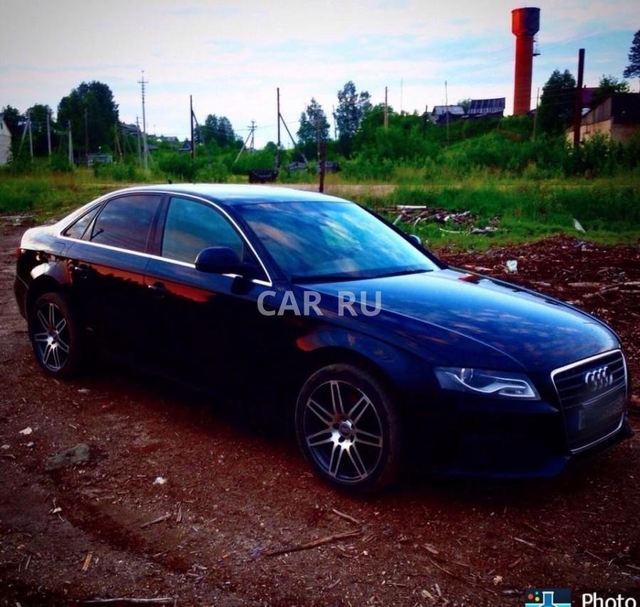 Audi A4, Архангельск