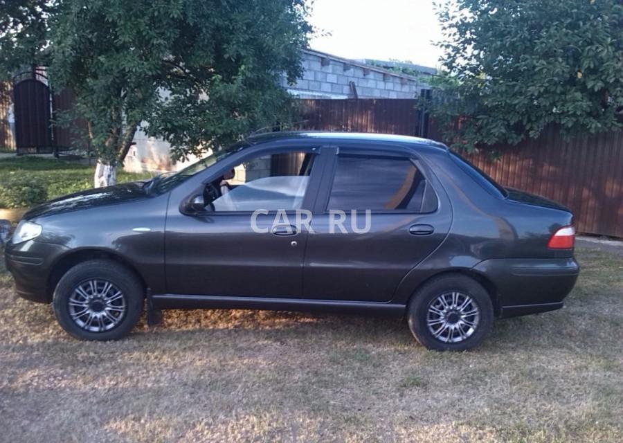 Fiat Albea, Белгород