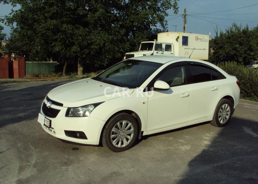 Chevrolet Cruze, Азов